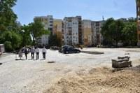 """Усилено строят нов обществен паркинг за 160 коли в """"Централен"""""""