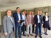 В Пловдив регистрираха листата на ГЕРБ-СДС , 40 % са новите лица