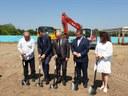 В Пловдив започна строителството на нов касов център на Българската народна банка