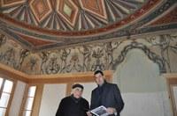"""Възстановиха уникалните тавани в къща """"Клианти"""" в Стария Пловдив"""
