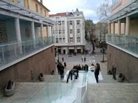 Водна каскада по обновените Стълби на Каменица  станаха поредната атракция на Пловдив