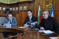 Забрана за каруците в Пловдив