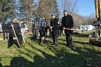 Започна изграждането на Младежки център и Многофункционално спортно игрище