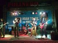 Започнаха рок-концертите в подкрепа на Иван Тотев