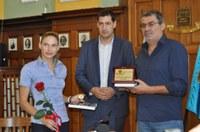 Златна лаврова клонка за най-добрата ни лекоатлетка Габриела Петрова